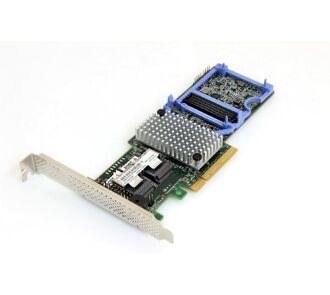 IBM SERVER RAID L3-25422-27E Controller + 1GB FLASH CARD SATA-SAS - High Profile