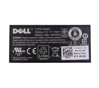 Dell PowerEdge PERC 5/i 6/i H700 3.7V RAID vezérlő akkumulátor