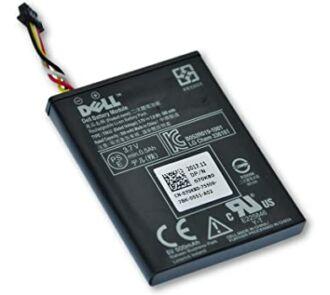 Dell PowerEdge PERC H710 H710P H810 RAID vezérlő akkumulátor